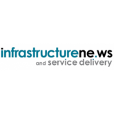 Infrastructure news logo