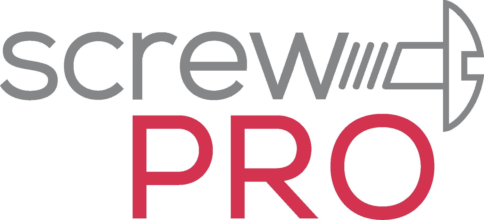 ScrewPro Logo PNG