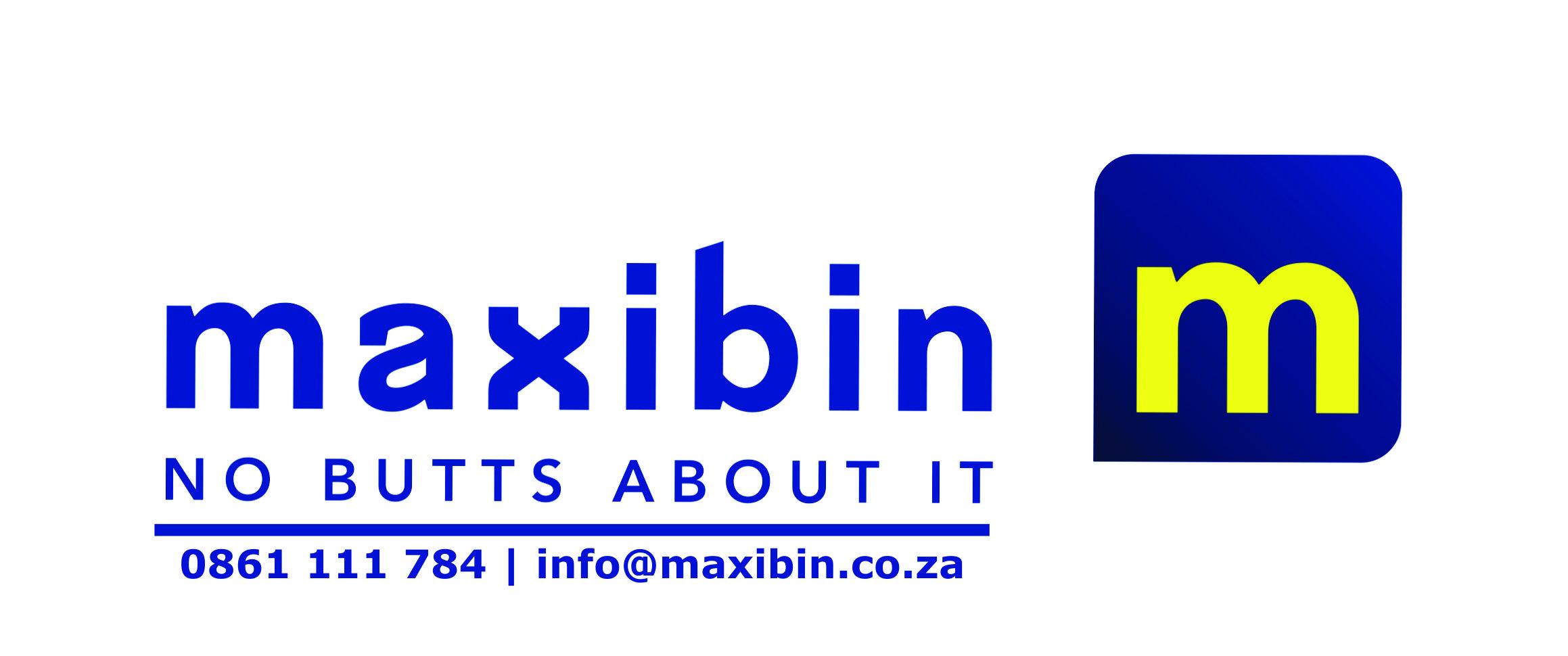 Maxibin logo