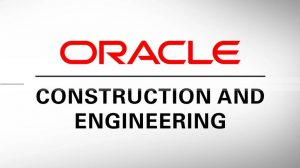 Oracle construction and engineering logo