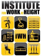 Institute for work at heights Logo