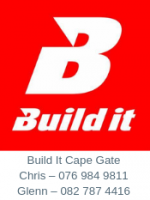 Build it Cape Gate logo