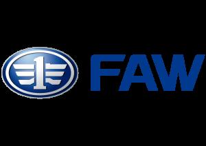FAW new logo