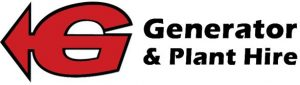 Generator and Plant Hire logo