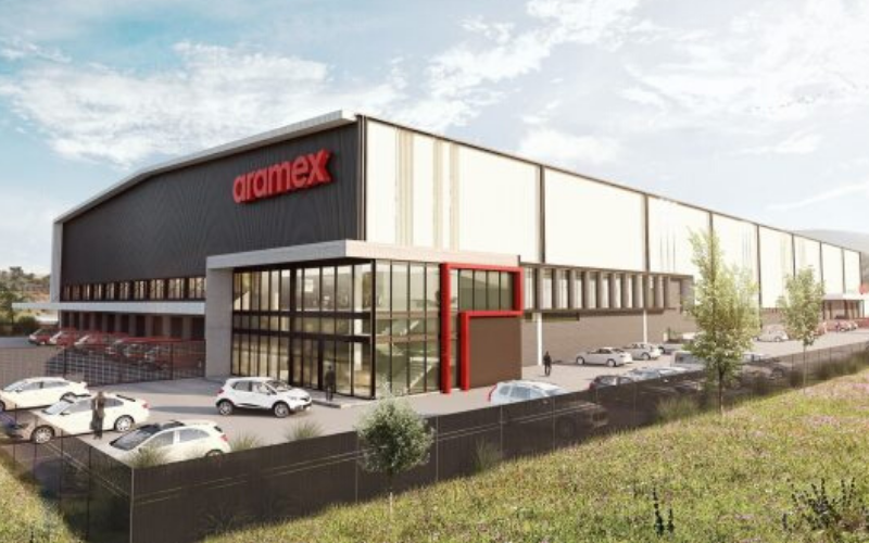 ATTERBURY'S PRIME RICHMOND PARK SECURES NEW ARAMEX SA FACILITY IN CAPE TOWN